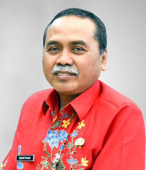 dr. HARYADI IBNU JUNAEDI, Sp.B